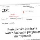 Portugal vira contra la austeridad entre preguntas sin respuesta