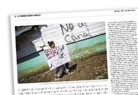 Nicaragua busca cambiar la historia