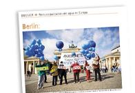 Berlin La remunicipalización del agua lucha ahora su democracia