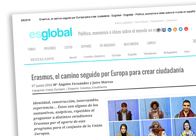 Erasmus, el camino seguido por Europa para crear ciudadanía