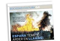 España teme arder en llamas
