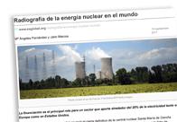 Radiografía de la energía nuclear en el mundo