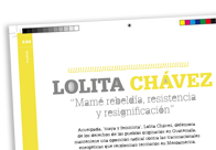 """""""Mamé rebeldía, resistencia y resignificación"""" (impreso)"""