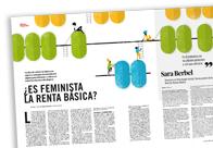 ¿Es feminista la renta básica¿