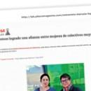 Entrevista Lydia Alpízar y Marusia López