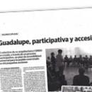 Guadalupe, participativa y accesible