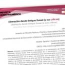 Liberación desde Enrique Dussel (y sus críticas)