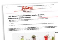 Entrevista Nohemí Pérez