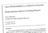 La(s) Modernidad(es) y su Razón excluyente
