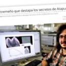 El extremeño que destapa los secretos de Atapuerca