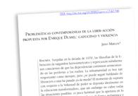 Problemáticas contemporáneas de la liber-acción propuesta por Enrique Dussel