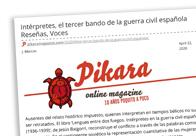 Intérpretes el tercer bando de la guerra civil española