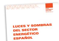 Luces y sombras del sector energético español