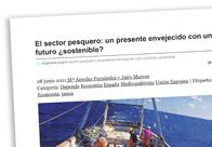 El sector pesquero Un presente envejecido con un futuro ¿sostenible¿